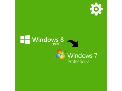 Downgrade vers Windows 7 Pro