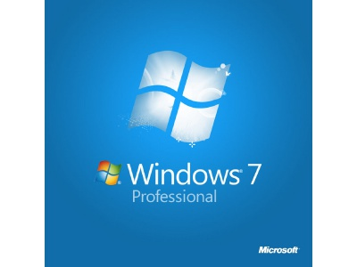 Windows 7 Professionnel 64 bits - OEM