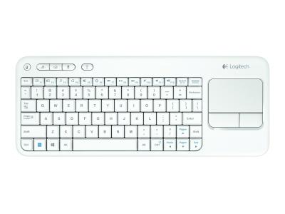 Wireless Touch Keyboard K400 - Blanc
