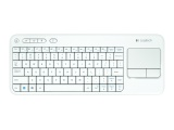 Wireless Touch Keyboard K400 - Blanc