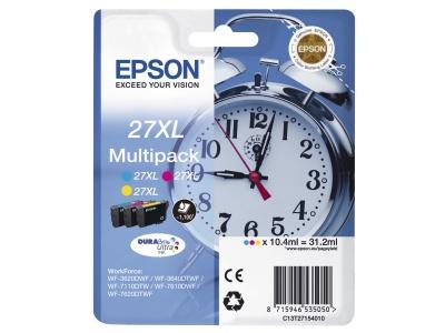Multipack couleur EPSON 27XL