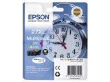 Multipack couleur EPSON 27XL