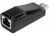 Adaptateur réseau USB 2.0 RJ45 10/100 - en monobloc