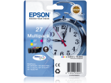 Multipack couleur EPSON 27