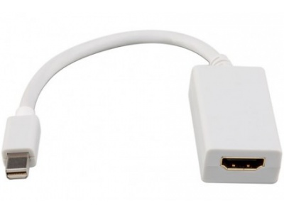 Convertisseur mini display port + audio vers hdmi
