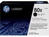 Cartouche d'impression noire LaserJet 80X
