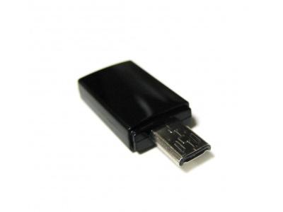 Adaptateur Micro USB B 5 pins F vers 11 pins M