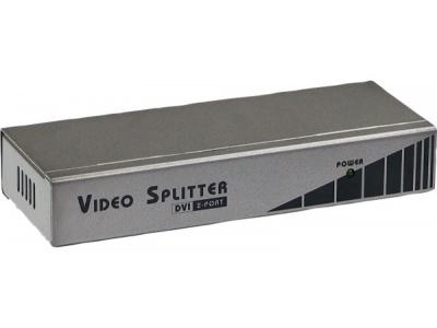 Partageur DVI 165MHz - 2 écrans