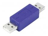 Changeur USB type A Mâle/Mâle
