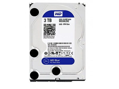 WD Blue - 3 To