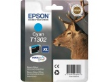 Cartouche d'impression jet d'encre cyan T1302 (Epson C13T13024010)