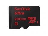 Ultra SDXC 200 Go UHS-I