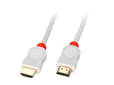 Câble HDMI High Speed, blanc, 0,5m
