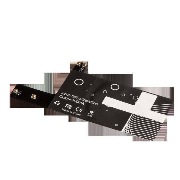 lindy adaptateur samsung note 4 pour station de charge sans fil qi charge par induction. Black Bedroom Furniture Sets. Home Design Ideas
