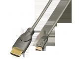 Câble adaptateur MHL vers HDMI 0,5m