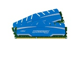 DDR3 - Ballistix Sport XT Bleu - 8 Go (2 x 4 Go) - 1600 MHz CL9