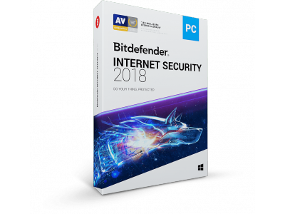 Internet Security 2018 - 2 ans - 5 postes