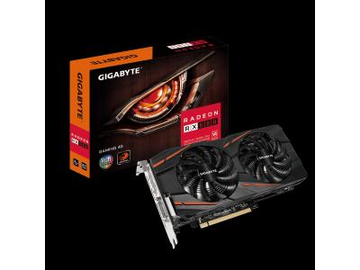 Radeon RX580 Gaming 4G - Gigabyte
