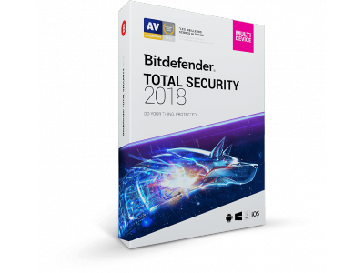 Total Security 2018 - 2 ans - 10 postes