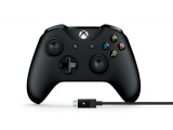 Xbox One Manette sans fil + Câble PC