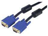 Cordon SVGA  HD15M/M compatible LCD 15 fils - 10m