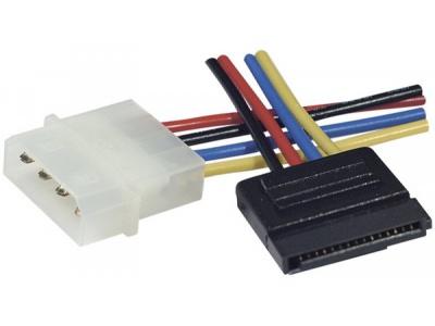 Adaptateur d'alimentation pour disque dur Serial ATA