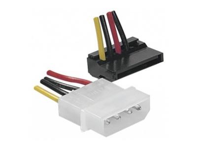 Adaptateur d'alimentation SATA Coudé pour disque dur
