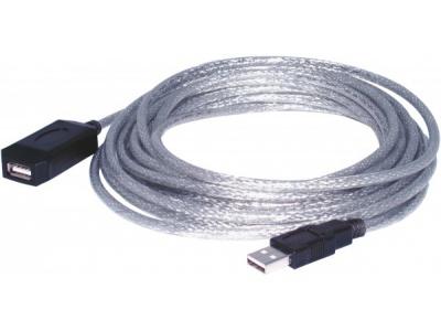 DACOMEX - Câble répéteur 5m USB 2.0 en blister