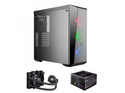 MasterBox Lite 5 RGB + 550W + ML 120