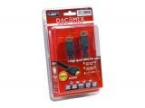 Dacomex Cordon HDMI Plat A/A Mâle/Mâle - 1,80 m