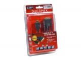 Dacomex Cordon HDMI Mâle vers DVI-D Mâle - 2,00 m