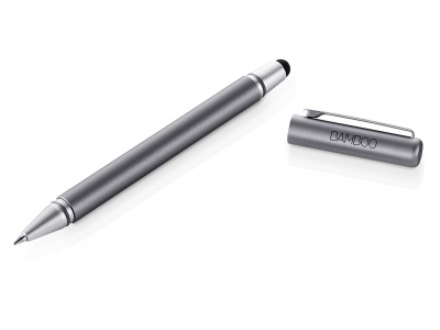 Stylet Bamboo Duo Gris