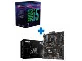 Kit Evolution Intel Core i5 8600 + MSI Z370-A PRO