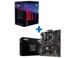 Kit Evolution Intel Core i7 8700 + MSI Z370-A PRO