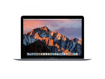 "Apple MacBook 12"" Retina Gris sidéral"
