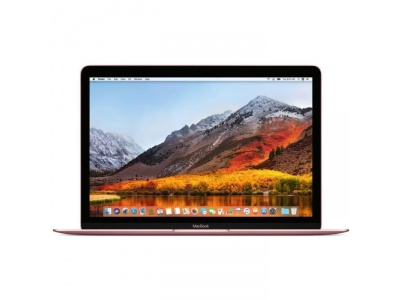 "Apple MacBook 12"" Retina Rose Or"