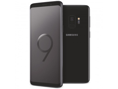 "Galaxy S9 Noir Carbone - 5.8"" - 64 Go"