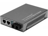 Convertisseur Fibre optique SC 100FX -  2 ports RJ45