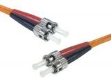 Cordon fibre optique mono-mode ST/ST 9/125 - 3.00m
