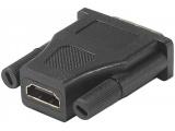 Adaptateur HDMI - HDMI F DVI M