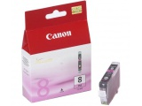 Cartouche d'impression jet d'encre magenta CLI-8PM (Canon 0625B001)