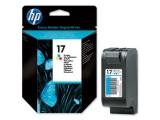 Cartouche d'impression jet d'encre 3 couleurs 17 (HP C6625AE)