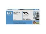 C4092A 92A (toner HP) Cartouche d'impression noire LaserJet
