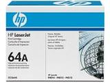 Cartouche d'impression noire LaserJet 64A (toner HP CC364A)