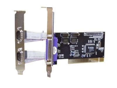 Carte PCI 2 ports série et 1 port paralèle