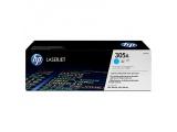 Cartouche d'impression cyan LaserJet 305A (toner HP CE411A)