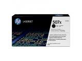 Cartouche d'impression noire LaserJet 507X (toner HP CE400X)