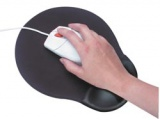 Tapis de souris avec gel (40216)