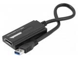 Adaptateur USB 3.0 - eSATA 3Gbps pour disque externe