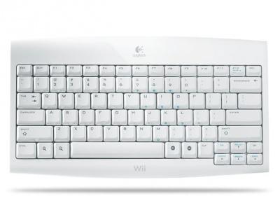 Clavier sans fil pour Wii